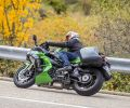 Prueba Kawasaki Ninja H2 SX SE: el sport-turismo es un gran invento Imagen - 5