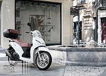 Oferta de cine para el Peugeot Belville 125