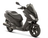 Peugeot Citystar 125 Smartmotion 2017-2019
