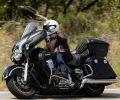 Prueba Indian Roadmaster: American comfort Imagen - 8