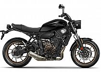 Yamaha XSR700 2017