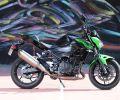 Prueba Kawasaki Z400: más guerrera Imagen - 11