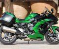 Prueba Kawasaki Ninja H2 SX SE: el sport-turismo es un gran invento Imagen - 12