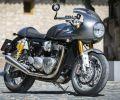 Prueba Triumph Thruxton 1200 R Kit Track Racer: exquisita cafe racer Imagen - 13