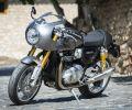 Prueba Triumph Thruxton 1200 R Kit Track Racer: exquisita cafe racer Imagen - 14
