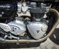 Prueba Triumph Thruxton 1200 R Kit Track Racer: exquisita cafe racer Imagen - 17