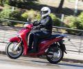 Prueba Honda SH125i 2017: líder en tendencias Imagen - 24