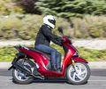 Prueba Honda SH125i 2017: líder en tendencias Imagen - 26