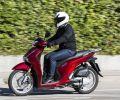 Prueba Honda SH125i 2017: líder en tendencias Imagen - 28