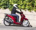 Prueba Honda SH125i 2017: líder en tendencias Imagen - 29