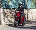 Prueba Honda SH125i 2017: líder en tendencias Imagen - 30