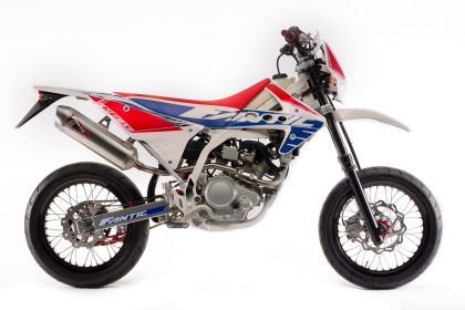 01 Fantic Caballero 125 M Performance lateral derecho-gallery