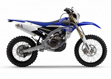 01 WR 450 F lateral derecho 2016-gallery