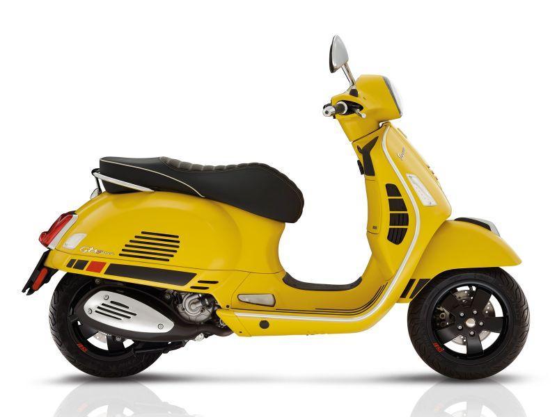 02 vespa gts super sport 125 2018 amarillo perfil-medium
