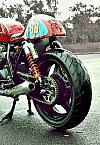 Honda Cafe Racer The Tricolore 5