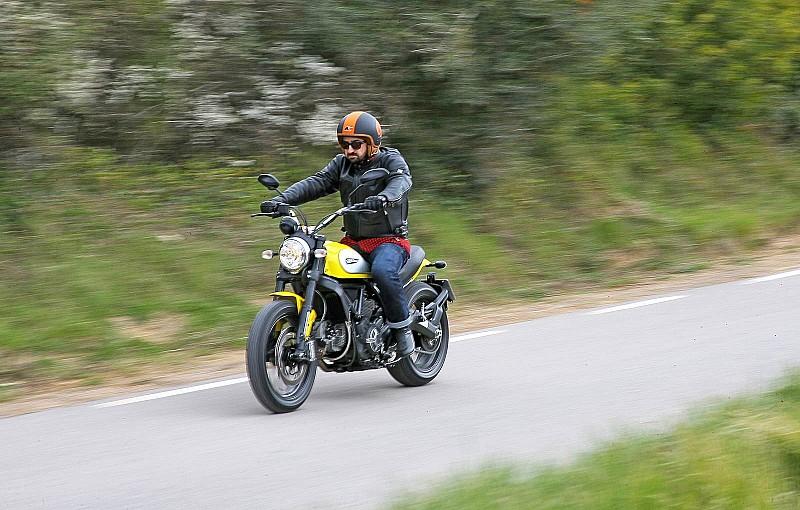 Presentación Ducati Scrambler