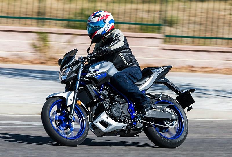 Prueba Yamaha MT-03 2016