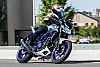 Prueba Yamaha MT-03 2016 2