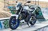 Prueba Yamaha MT-03 2016 9
