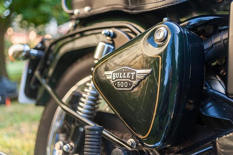 prueba royal enfield bullet