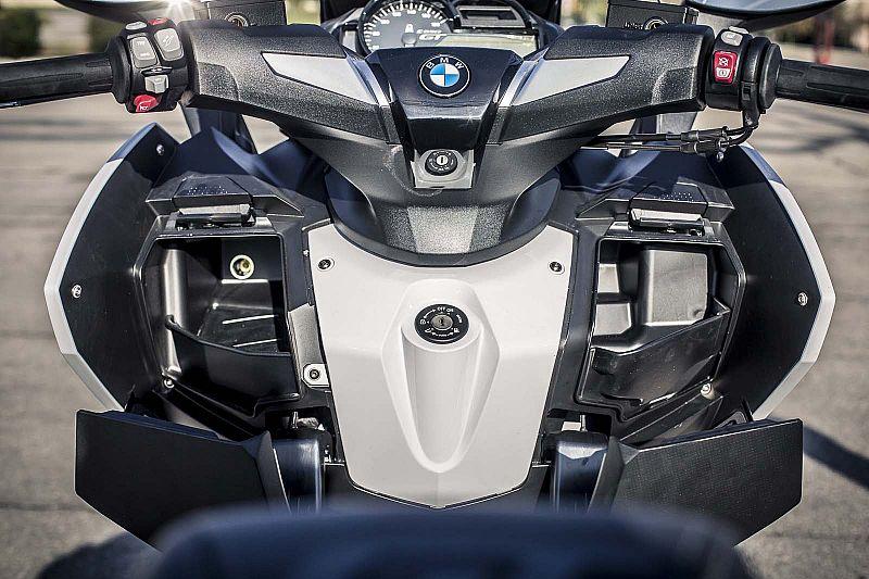 Prueba BMW C 650 GT 2019