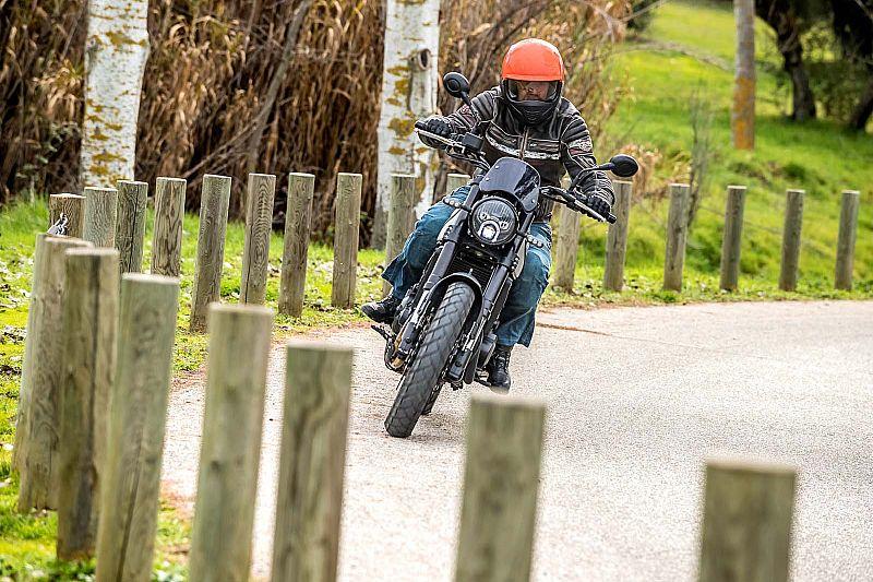 Prueba Benelli Leoncino 500 Trail