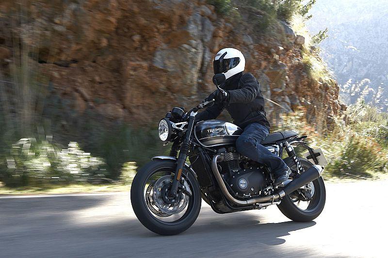 Triumph Speed Twin en Mallorca