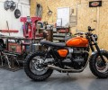 Triumph Street Twin 'Down and Out Cafe-Racers' Imagen - 1