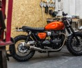 Triumph Street Twin 'Down and Out Cafe-Racers' Imagen - 11