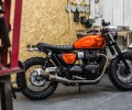 Triumph Street Twin 'Down and Out Cafe-Racers' Imagen - 13