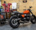 Triumph Street Twin 'Down and Out Cafe-Racers' Imagen - 2