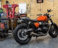 Triumph Street Twin 'Down and Out Cafe-Racers' Imagen - 3