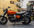 Triumph Street Twin 'Down and Out Cafe-Racers' Imagen - 32
