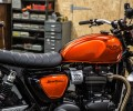Triumph Street Twin 'Down and Out Cafe-Racers' Imagen - 4