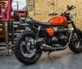 Triumph Street Twin 'Down and Out Cafe-Racers' Imagen - 7