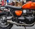 Triumph Street Twin 'Down and Out Cafe-Racers' Imagen - 8
