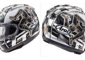 Arai presenta su casco TT Man 2017