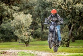 Prueba Benelli Leoncino 500 Trail: un día de furia