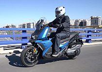 Videoprueba BMW C 400 X