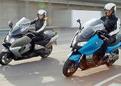Los scooters BMW C 600 y C 650 por fin en julio