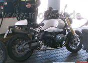 BMW R 1200 NineT: ¡Cazada!