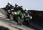 Nuevos Bridgestone Battlax Sport Touring T31 y Battlax Adventure A41