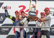 Bridgestone gana el Mundial de Resistencia con Honda F.C.C. TSR France