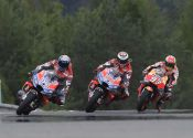 MotoGP República Checa: Ducati se rebela