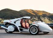 "Campagna T-Rex, un ""tri"" con motor BMW K 1600"