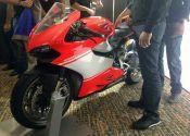Ducati Panigale 1199 Superleggera