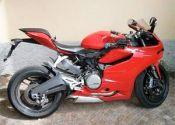 Ducati 899 Panigale: Panigalina!