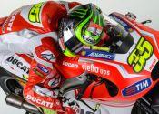 Ducati presenta las Desmosedici GP14