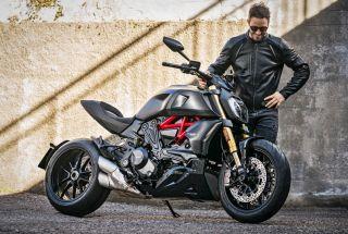 Comienza la producción de la Ducati Diavel 1260