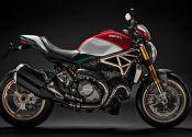Impresionante Ducati Monster 1200 25º Aniversario